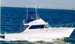 Maryland Chesapeake Bay Sport Fishing for Striped Bass.